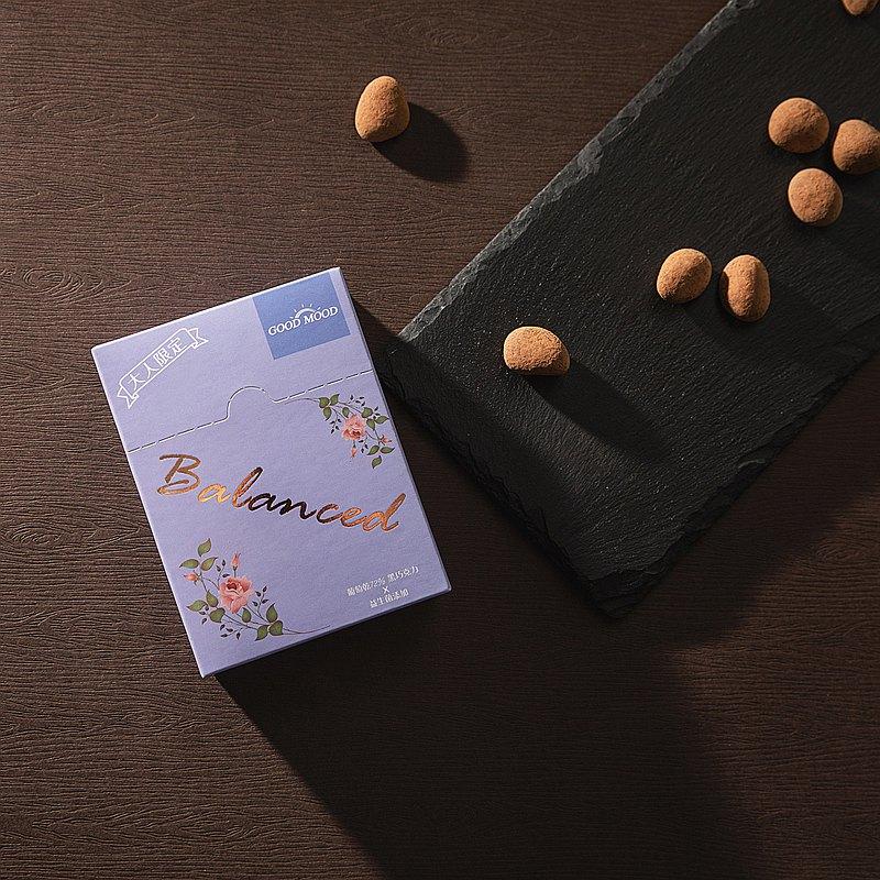 【安心防疫美食】機能巧克力-Balanced平衡  72%黑巧克力