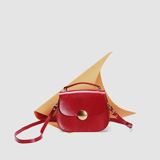 New AMEET color colour series shoulder diagonal portable small round bag 6 colors