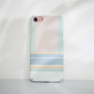 Graphic Print- LIVE MORE iPhone case