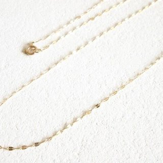 K10 Wave Chain Necklace