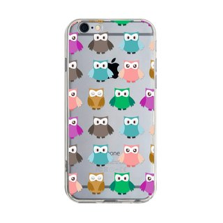 Bird Flock - iPhone X 8 7 6s Plus 5s Samsung S7 S8 S9 Phone Case Phone Case