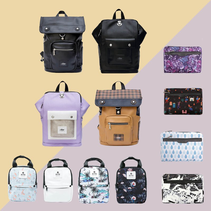 Goody Bag 2018 Anniversary Limited - Seamless Disassembly Big Bag + Small Bags