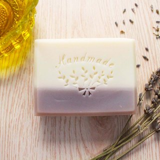 Lavender olives. Refreshing skin series. Planting Square, natural flowers and handmade soap