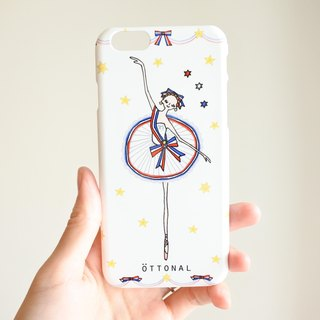 Flame of Paris Hard Smartphone case