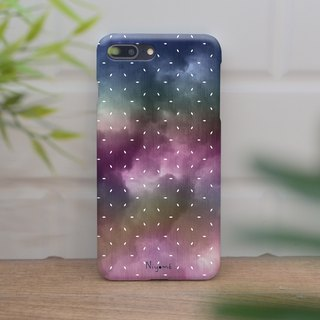 mixed color cloud iphone case สำหรับ iphone7  iphone8, iphone8 plus , iphonex