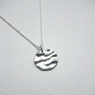 Women's Department - such as water ripple phantom I-small ripples necklace handmade jewelry