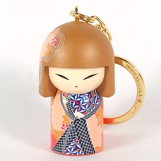 Key ring - Kaona Long live friendship [Kimmidoll and Blessing Doll key ring]