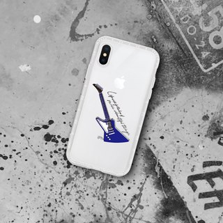 Trend charm electric guitar iphone case for i6,i6plus,i7,i7plus,i8,i8plus,iX Cas