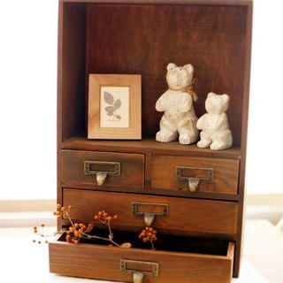 [Good day]-day fetish vintage storage cabinets / storage box