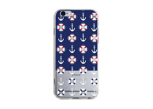 Lifebuoy and boat hook - Samsung S5 S6 S7 note4 note5 iPhone 5 5s 6 6s 6 plus 7 7 plus ASUS HTC m9 Sony LG G4 G5 v10 phone shell mobile phone sets phone shell phone case