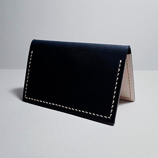 Leather Card Holder (16 colors / engraving service)