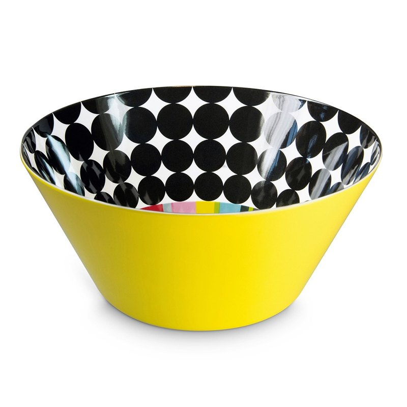 Germany REMEMBER vegetable salad bowl