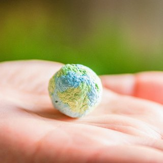 Hello EARTH Earth Seed Ball Planting Pot Group Birthday Gift / Thanks Gift / Wedding Small Things