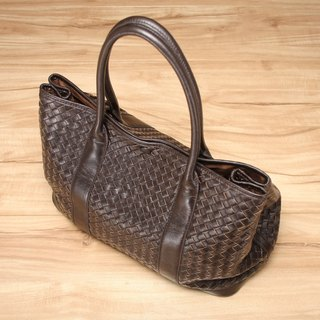 STORYLEATHER build Style 6178 woven bag