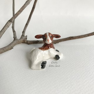 White Goat tiny
