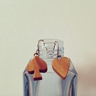 ♡&♤ earrings
