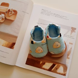 Rice balls little baby gift baby shoes baby shoes 13/14