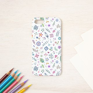 "Multicolored in Japanese. Smartphone Case ""Shionen Color"" SC-415"