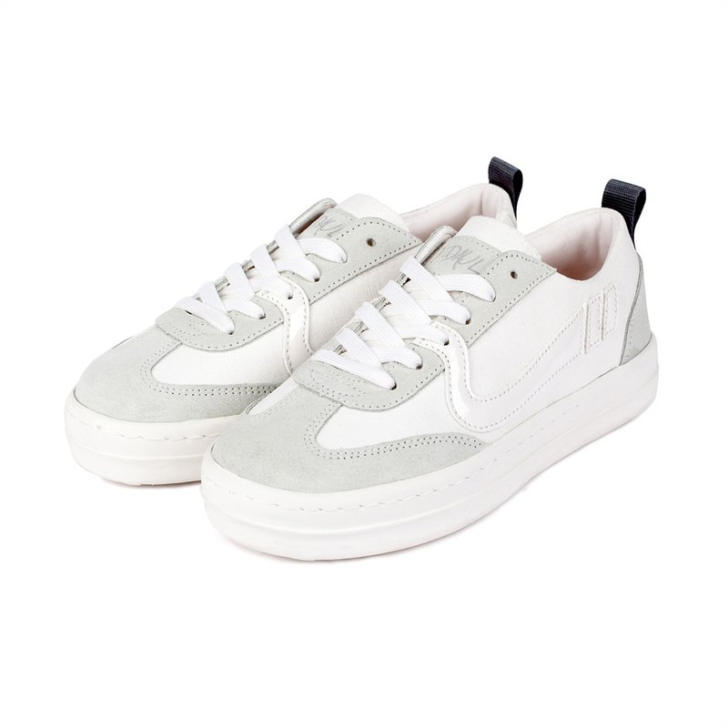 Jdaul Handmade in Korea/ SUPERB CONNIE PLAIN Sneakers CANVAS WHITE