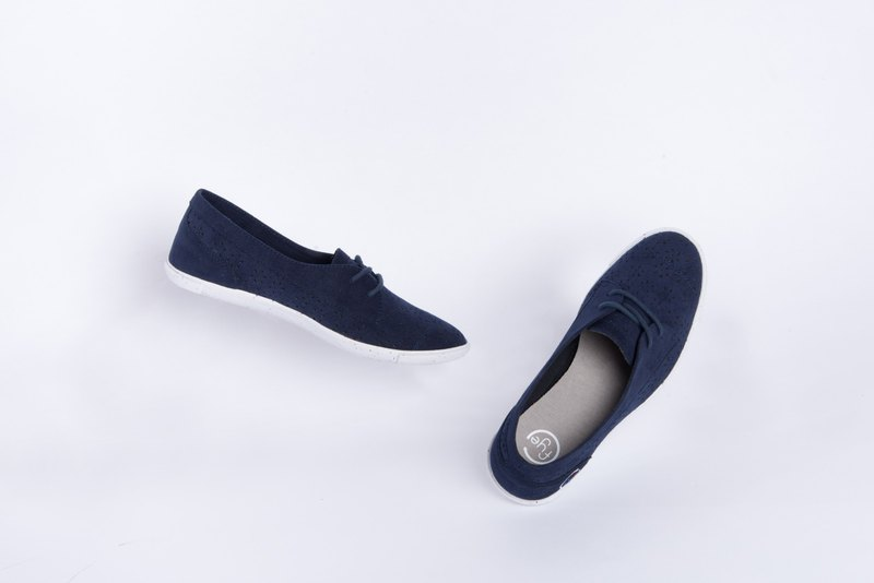 Baote bottle casual shoes Paris series dark blue girls