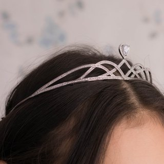 Rainshower CZ Crown