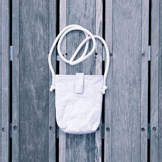 [Paper made possible] Plain simple n natural series small bag (light gray)