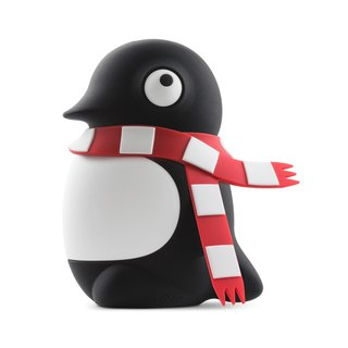 Bone / Maru Penguin Ball Doll Action Power 6700mAh - Black