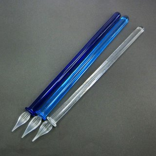 Cooperation section - glass dip pen