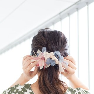 Basic || Blooming Sakiami Colorful Hair Barrette