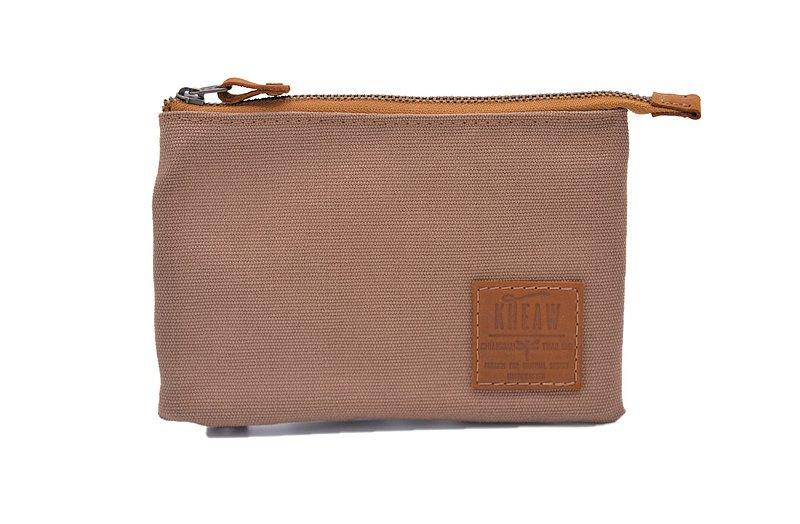 錢包,護照尺寸,帆布,14 盎司。