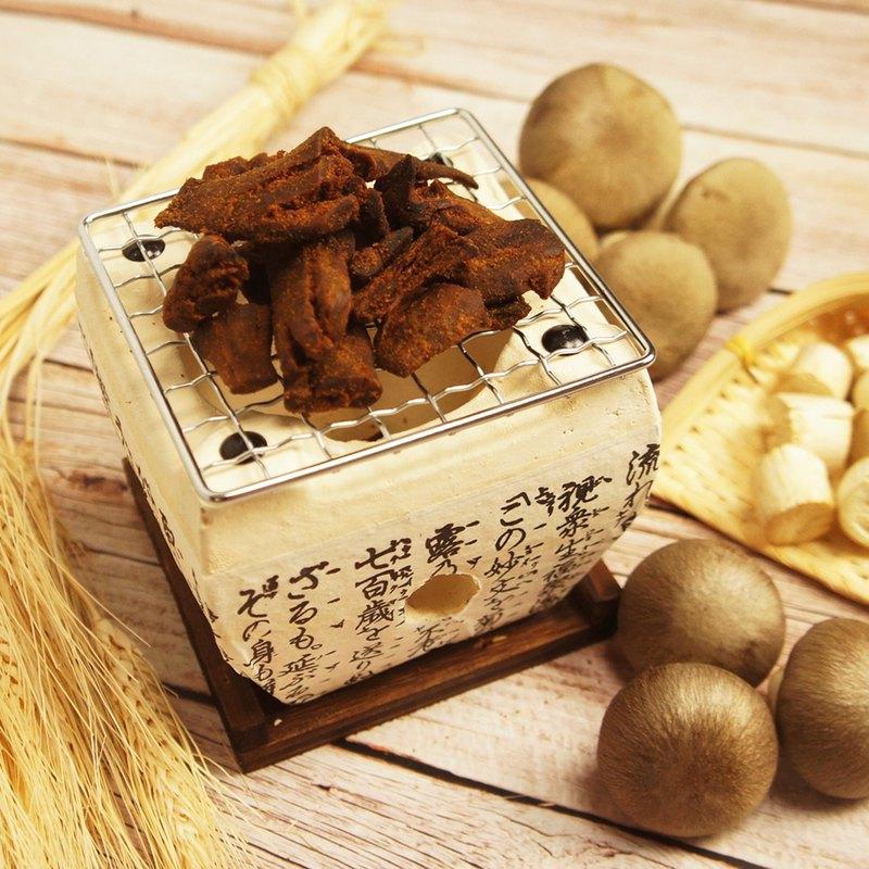 午後小食光│台灣菇菇燒(100g/包)