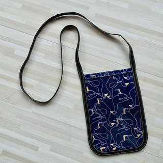 Phone hanging neck package _ Blue Duck paragraph