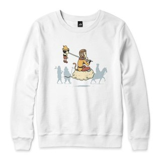 Monkey King Bar - White - neutral version University T