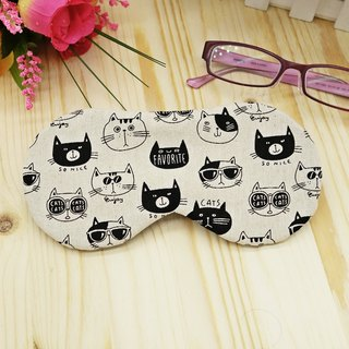 Cat Cat Adjustable Eye Mask Free Sleep Bag*SK*