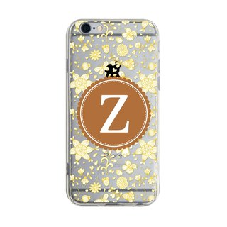 Letter Z - Samsung S5 S6 S7 note4 note5 iPhone 5 5s 6 6s 6 plus 7 7 plus ASUS HTC m9 Sony LG G4 G5 v10 phone shell mobile phone sets phone shell phone case