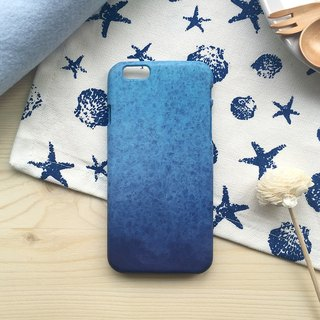 Deep Blue Sea - iPhone (i5.i6s, i6splus) / Android (Samsung Samsung, HTC, Sony) Original Mobile Shell / Case