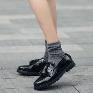 Lady Classic Black loafer 2.0