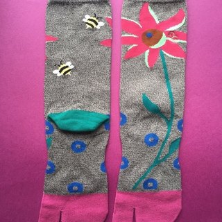 GillianSun Socks Collection【NEW Toe Socks】TABI_GY1809