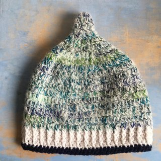 Water nest LL Tankari hat knit cap