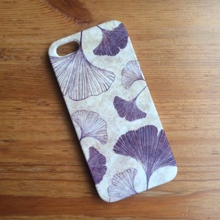 Ginkgo Mobile Shell Hard Shell iPhone Android