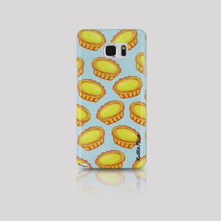 (Rabbit Mint) Mint Rabbit Phone Case - Hong Kong-style cuisine series (tart) - Samsung Note 5 (00096)