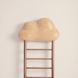 [Even] works hand-limited cloud coat rack