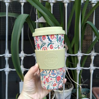 [Natural Bamboo Fiber] Environmentally Friendly Cup 16oz Sadie