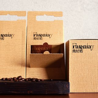 Fancalay Fine Foamy Coffee 6 In
