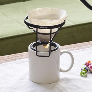 CB Japan Qahwa hand punch series coffee filter drip rack