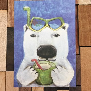 "Vacation Day ""Sir polar bear"" of 