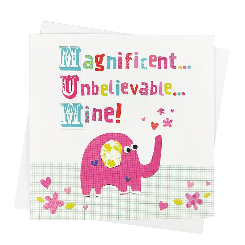 Unbelievable Mother [Hallmark-Card Mother's Day Series]
