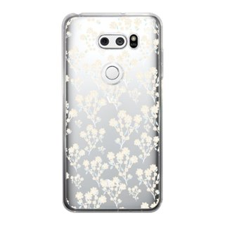 LG V30 Transparent Slim Case