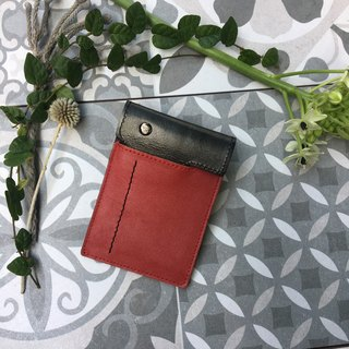 Professional handmade - handmade leather business card holder (No. 5)