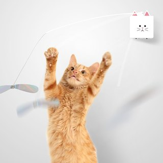 CatchCats: Interactive Cat Fishing Toy